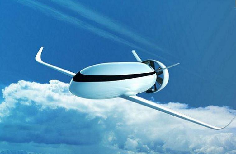 avion eco airliner ecologique
