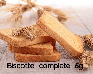 biscotte complete 6g