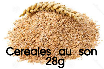 cereales au son 28g