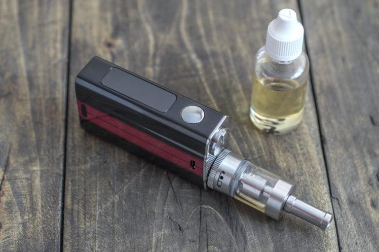 Vaping cigarette électronique