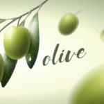 Illustration Olives vertes